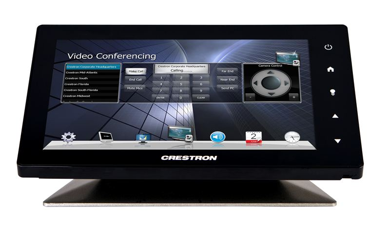 Crestron Touchpanel
