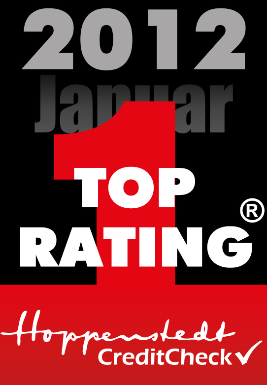 Top Rating 2012-Januar
