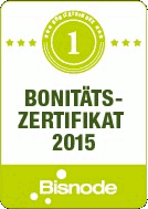 Bisnode Top Rating 2015