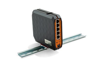 Lock-200_DIN rail mounting upright1