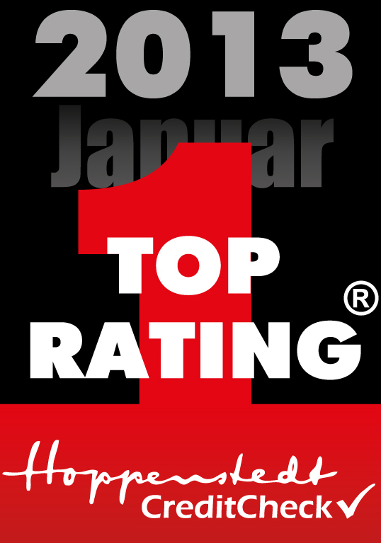 Top Rating 2013-Januar
